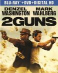 2 Guns [2 Discs] [Includes Digital Copy] [UltraViolet] [Blu-ray/DVD]