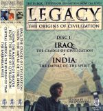 Legacy: The Origins of Civilization - The Barbarian West, Greece and China
