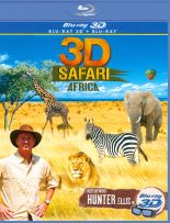 3d Safari Africa - Hunter Ellis (Blu-ray) UPC: 687797926968