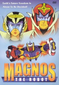 Magnos: The Robot