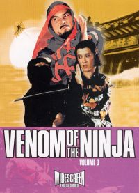Venom of the Ninja, Vol. 3