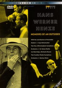 The Composers of Our Time: Hans Werner Henze - Memoirs of an Outsider