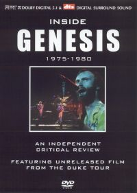 Inside Genesis: A Critical Review - 1975-1980