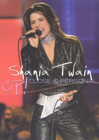 Shania Twain: Up Close and Personal