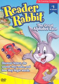 Reader Rabbit: The Great Alphabet Race