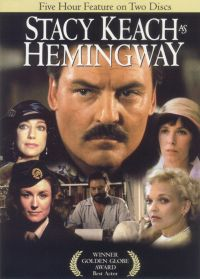 Stacy Keach as Hemingway
