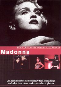 Music Box Biographical Collection: Madonna