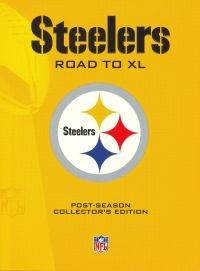 NFL: Pittsburgh Steelers - The Road to XL
