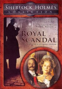 "Sherlock Holmes in ""The Royal Scandal"""