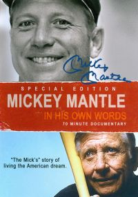 Yankee Immortals: Mickey Mantle - In His Own Words