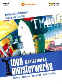 1000 Masterworks: Cubism and Futurism