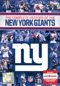 NFL: The Complete History of the New York Giants