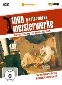 1000 Masterworks: National Gallery Berlin