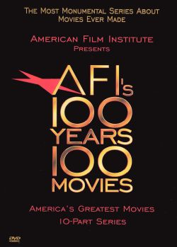 AFI's 100 Years...100 Movies: The Antiheroes