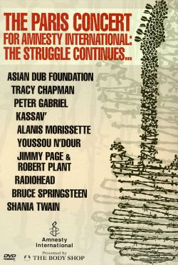 The Paris Concert for Amnesty International: The Struggle Continues...