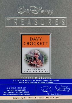 Disneyland: Davy Crockett at the Alamo