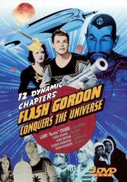 Flash Gordon Conquers the Universe: Chapter 10 - The Death Mist