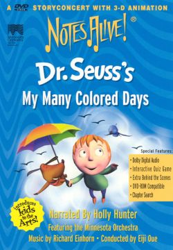 Notes Alive! Dr. Seuss's My Many Colored Days