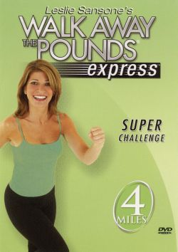Leslie Sansone Walk Away The Pounds Express Super