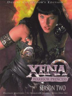 Xena: Warrior Princess: Intimate Stranger