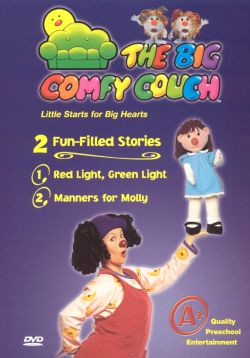 the big comfy couch red light green light robert mills synopsis characteristics moods. Black Bedroom Furniture Sets. Home Design Ideas