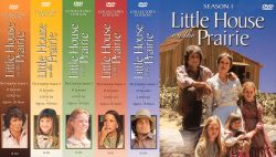 Little House on the Prairie: Be My Friend