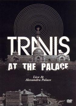Travis - Live at Alexandra affiche