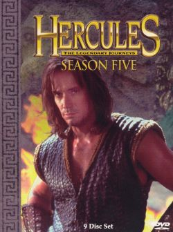 Hercules: The Legendary Journeys - Descent