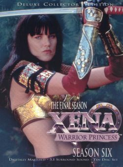 Xena: Warrior Princess: Return of the Valkyrie