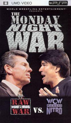 WWE: The Monday Night War
