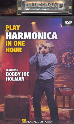 Bobby Joe Holman: Play Harmonica