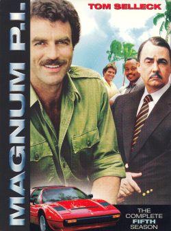 Magnum, P.I.: Professor Jonathan Higgins (1985) - Peter