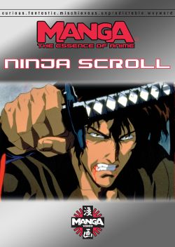 Ninja scroll [videorecording]