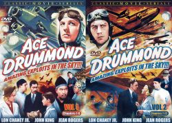 Ace Drummond: Chapter 12 - The Squadron of Death