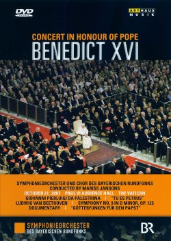 Concert in Honour of Pope Benedict XVI: Beethoven - Symphony No. 9