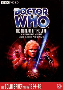 Doctor Who: The Trial of a Time Lord, Episode 1