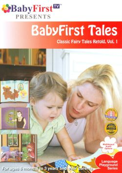 BabyFirst TV Presents: Baby First Tales - Classic Fairy Tales Retold, Vol. 1