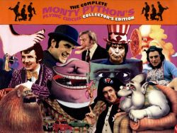 Monty Python's Flying Circus: Blood, Devastation, Death, War and Horror
