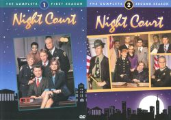 Night Court: Nuts About Harry