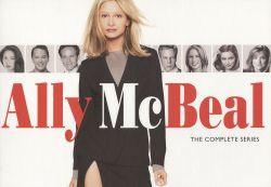 Ally McBeal: Hats Off to Larry