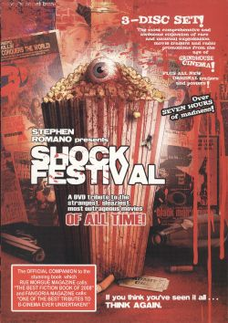 Stephen Romano Presents: Shock Festival