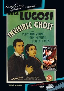The Invisible Ghost (1941) - Releases - AllMovie