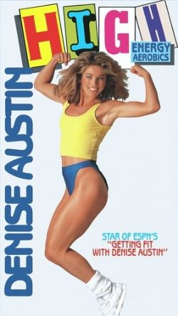 Denise Austin: High Energy Aerobics