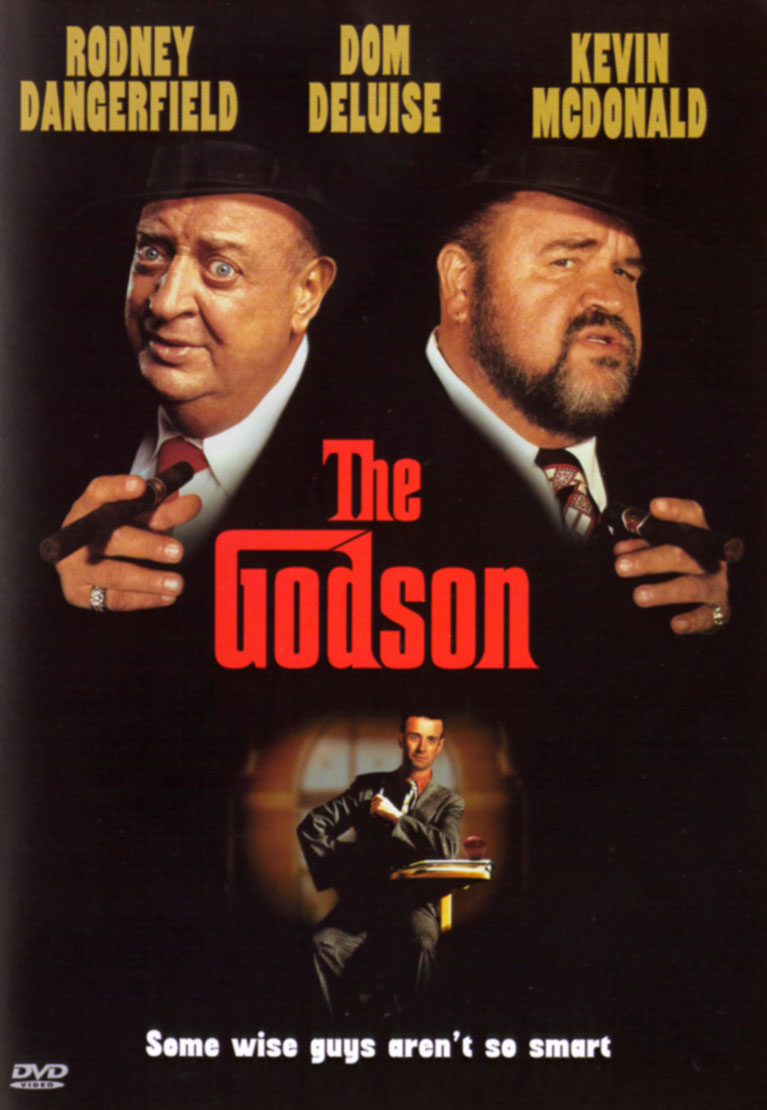 The Godson Cover