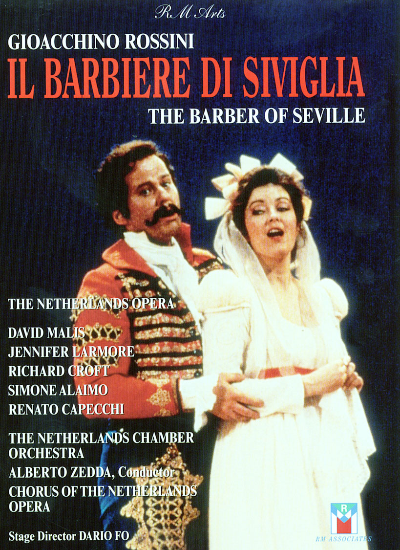 Barber Of Seville Summary : The Barber of Seville (The Netherlands Opera) (1992) - Hans Hulscher ...