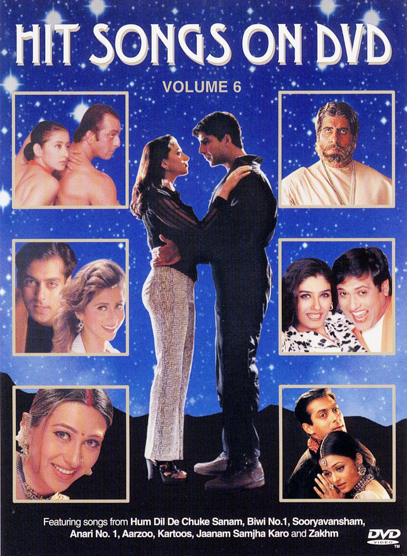 Hit Songs on DVD, Vol. 6