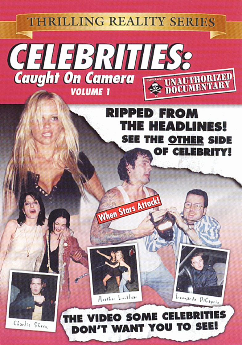 Celebrities: Caught On Camera