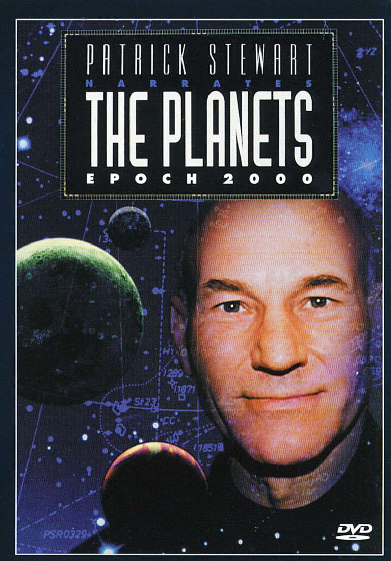 The Planets: Epoch 2000