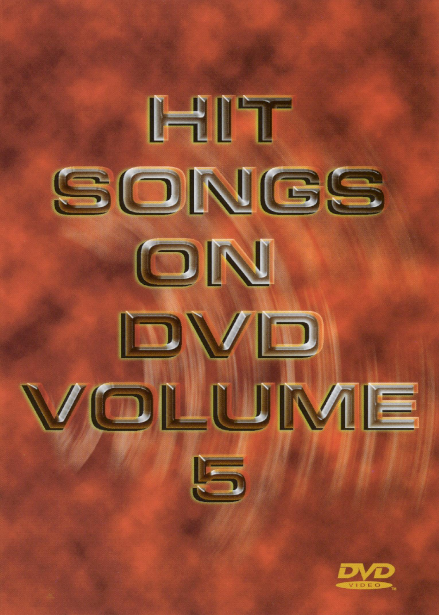 Hit Songs on DVD, Vol. 5