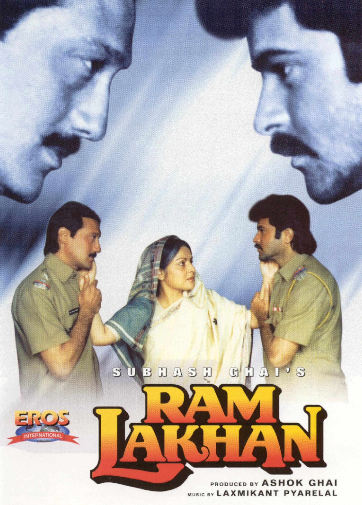 Ram Lakhan 1989 Subhash Ghai Synopsis